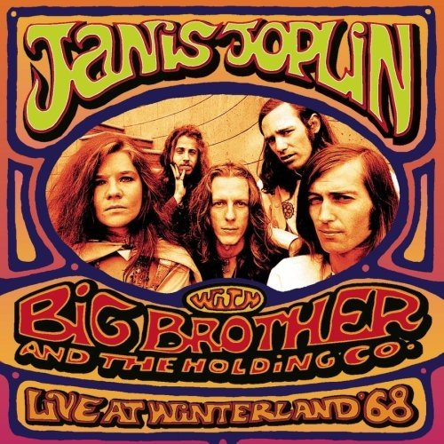 Image of   Janis Joplin - Janis Joplin Live At Winterland - CD