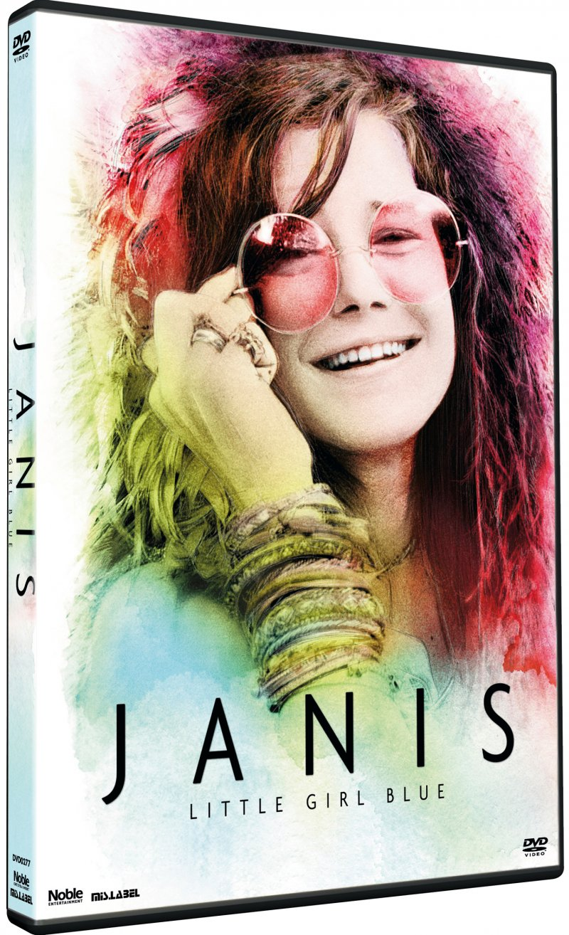 Image of   Janis: Little Girl Blue - DVD - Film