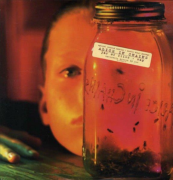 Image of   Alice In Chains - Jar Of Flies / Sap - Vinyl / LP