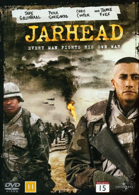 Image of   Jarhead - DVD - Film