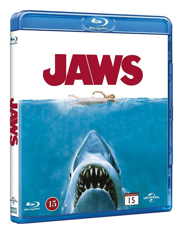 Image of   Jaws / Dødens Gab - Blu-Ray
