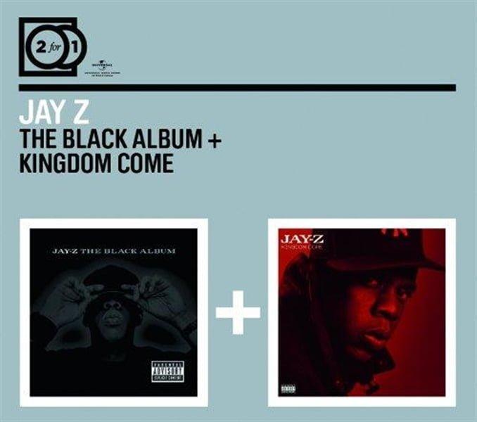 Image of   Jay-z - 2 For 1:the Black Album / Kingdom Come [dobbelt-cd] - CD