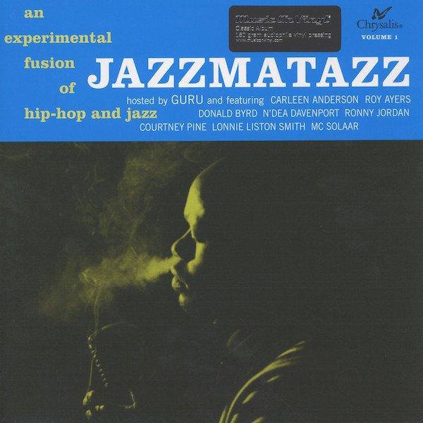 Image of   Guru - Jazzmatazz - Vinyl / LP