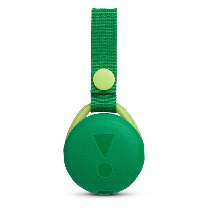 Jbl – Jr Pop Bluetooth Højttaler – Grøn