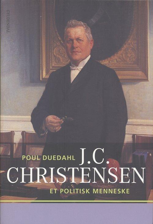 Billede af J.c. Christensen - Poul Duedahl - Bog