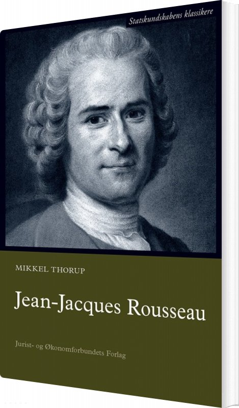 Image of   Jean-jacques Rousseau - Mikkel Thorup - Bog