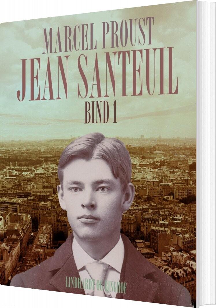 Jean Santeuil Bind 1 - Marcel Proust - Bog