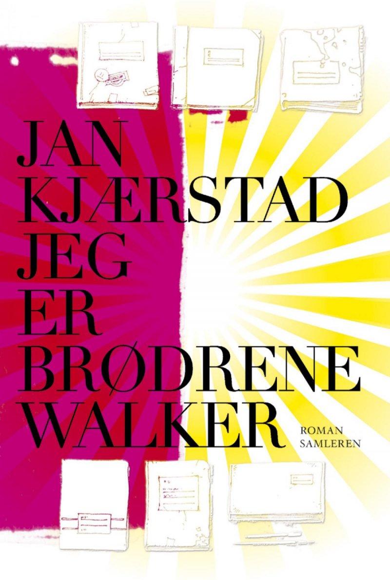 Image of   Jeg Er Brødrene Walker - Jan Kjærstad - Cd Lydbog