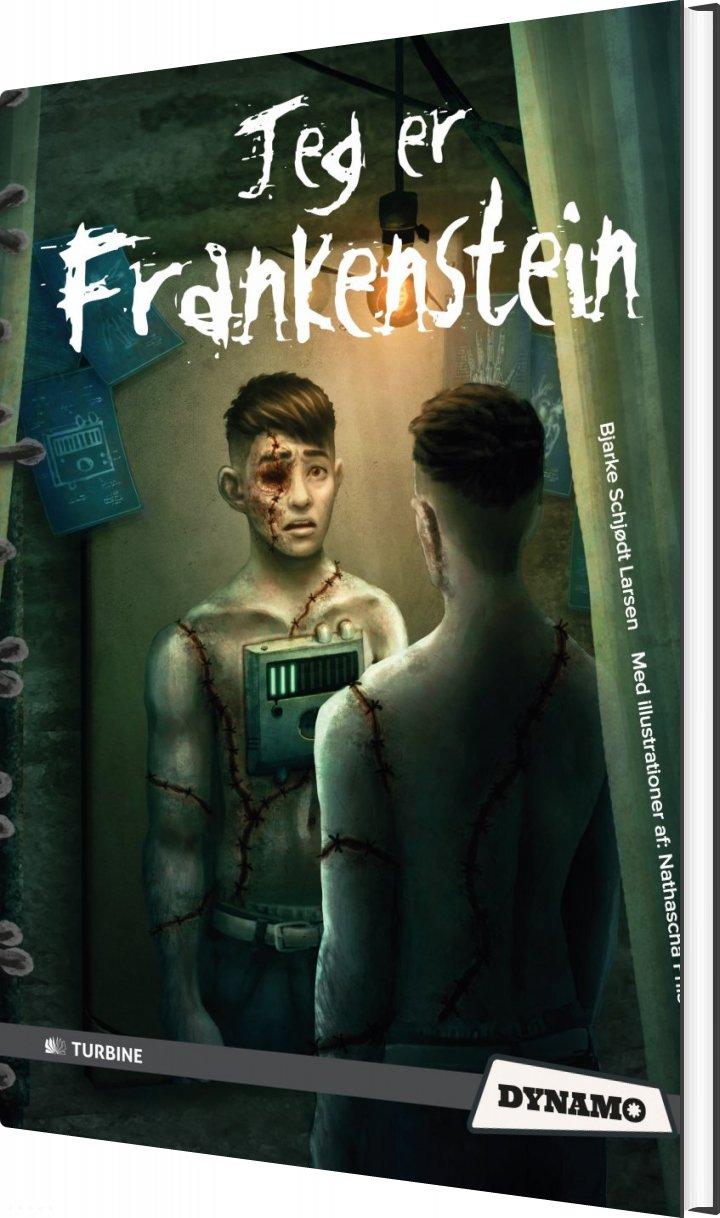 Jeg Er Frankenstein - Bjarke Schjødt Larsen - Bog