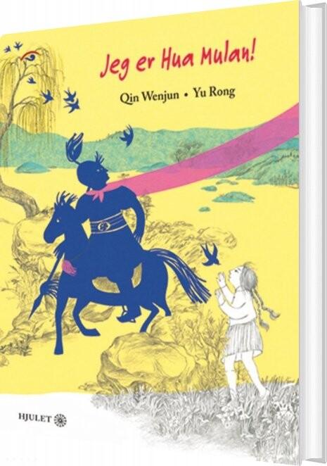 Jeg Er Hua Mulan - Qin Wenjun - Bog