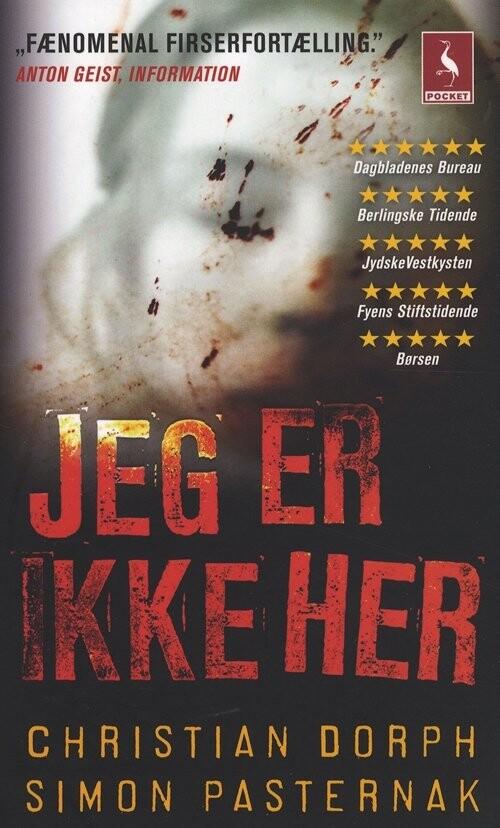 Image of   Jeg Er Ikke Her - Simon Pasternak - Bog