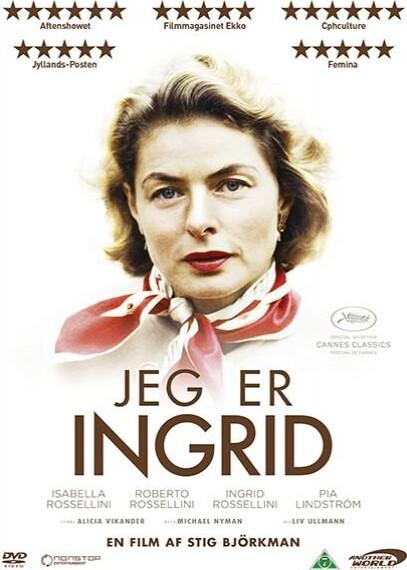 Image of   Jeg Er Ingrid - DVD - Film