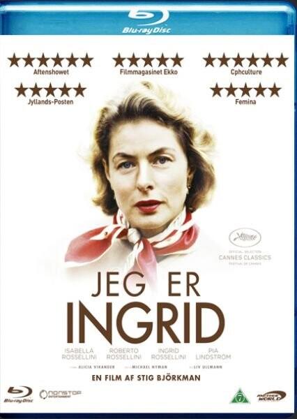 Image of   Jeg Er Ingrid - Blu-Ray