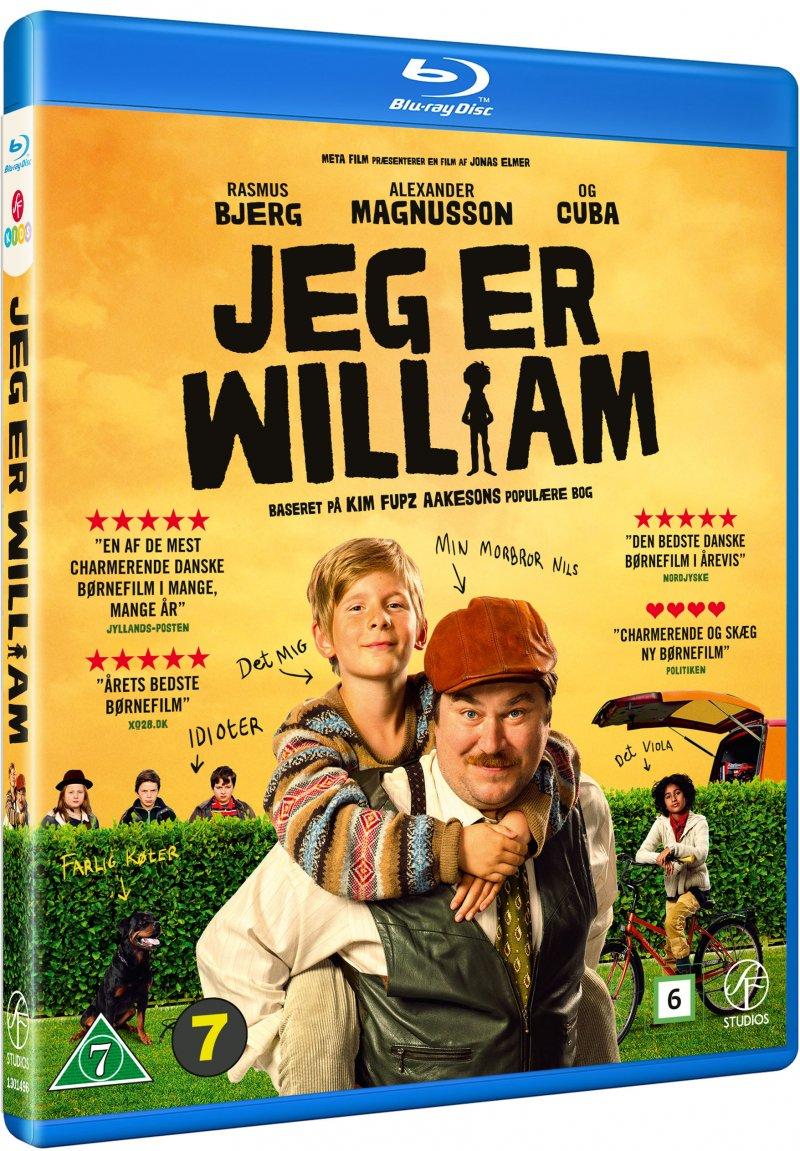 Image of   Jeg Er William - Blu-Ray