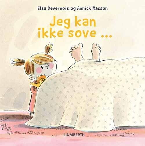 Image of   Jeg Kan Ikke Sove - Elsa Devernois - Bog