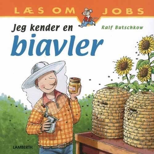 Image of   Jeg Kender En Biavler - Ralf Butschkow - Bog