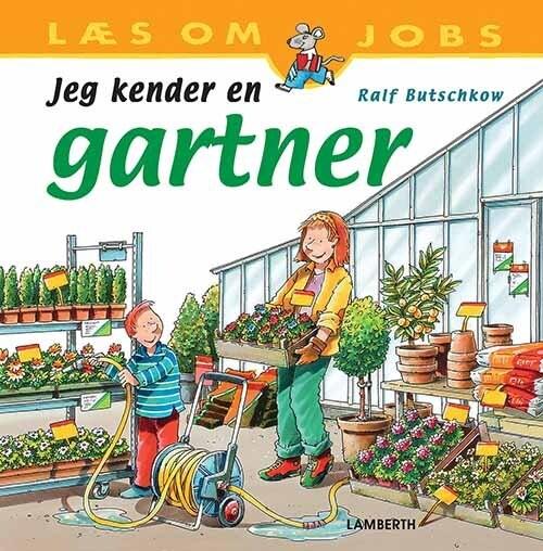 Jeg Kender En Gartner - Ralf Butschkow - Bog