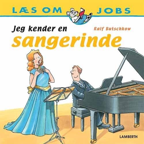 Billede af Jeg Kender En Sangerinde - Ralf Butschkow - Bog