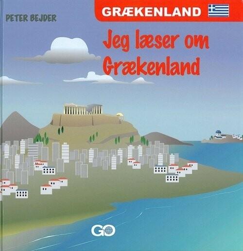 Jeg Læser Om Grækenland - Peter Bejder - Bog