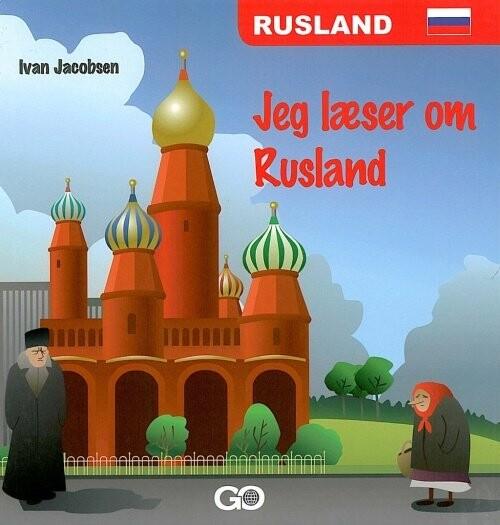 Jeg Læser Om Rusland - Ivan Jacobsen - Bog