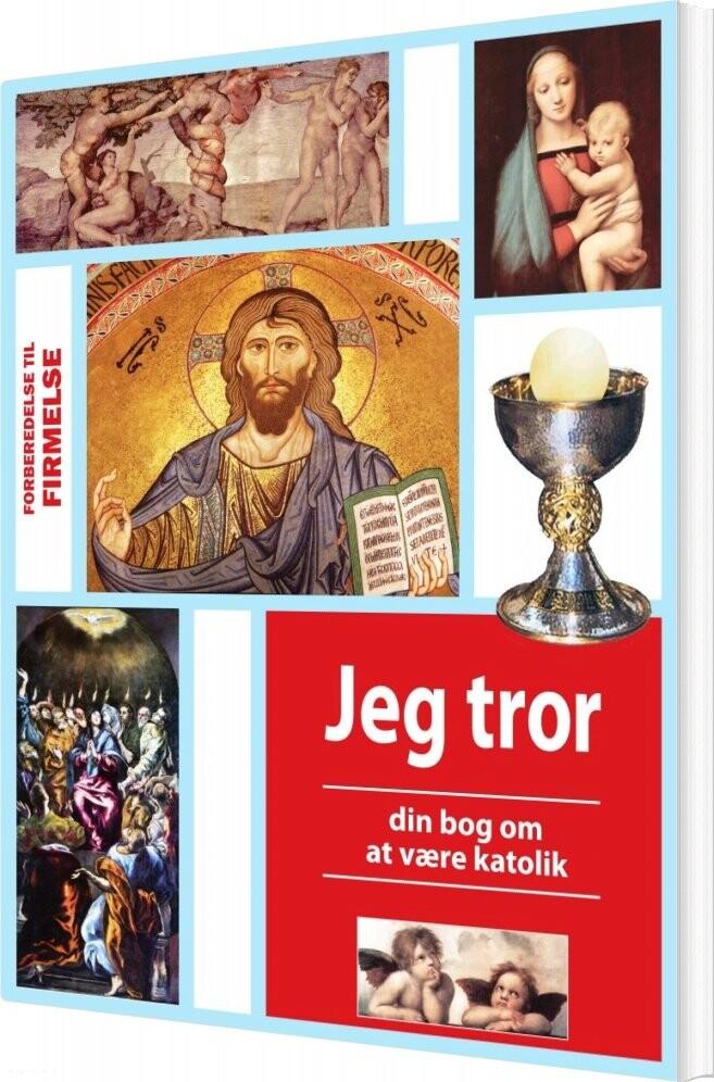 Image of   Jeg Tror - Torben Riis - Bog