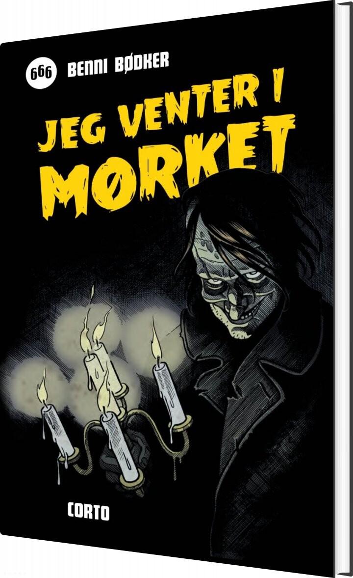 Image of   Jeg Venter I Mørket - Benni Bødker - Bog