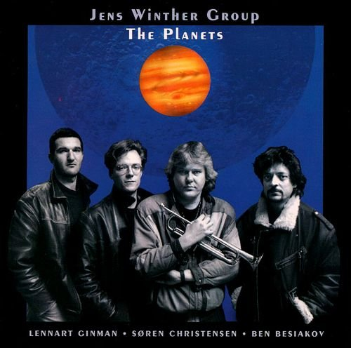 Image of   Jens Group Winther - The Planets - CD