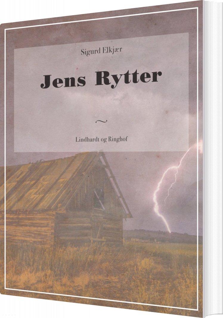 Jens Rytter - Sigurd Elkjær - Bog