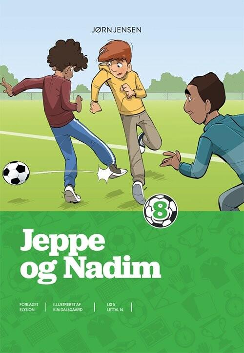Jeppe  - Og Nadim - Jørn Jensen - Bog