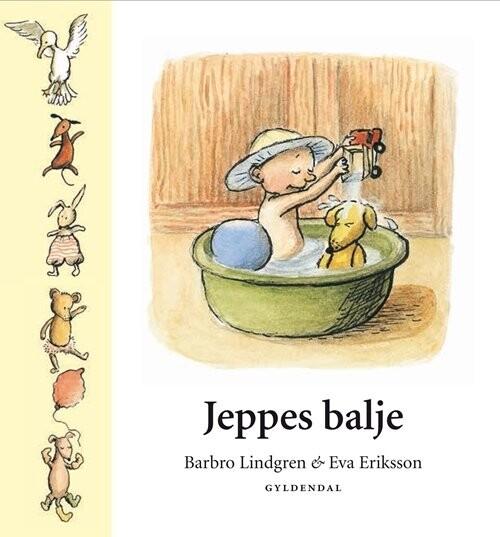 Jeppes Balje - Barbro Lindgren - Bog