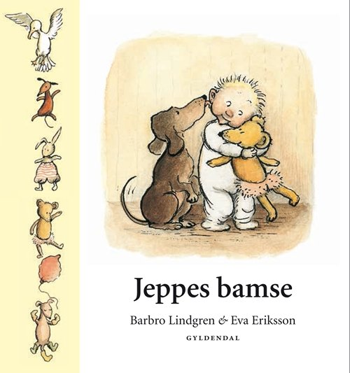 Jeppes Bamse - Barbro Lindgren - Bog