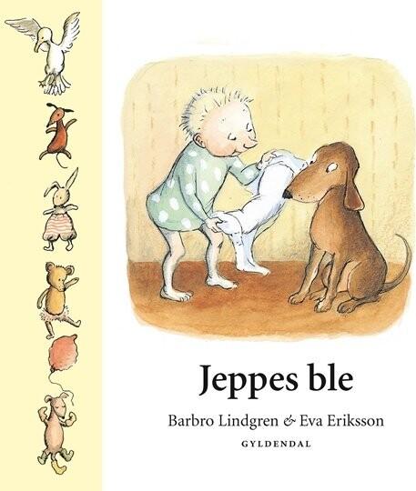 Jeppes Ble - Barbro Lindgren - Bog