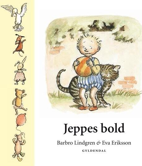 Jeppes Bold - Barbro Lindgren - Bog