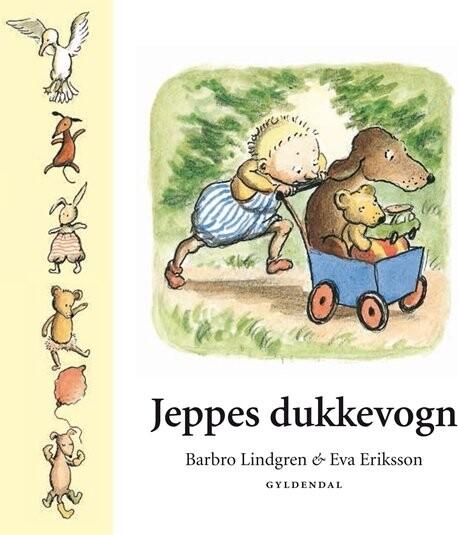 Jeppes Dukkevogn - Eva Eriksson - Bog