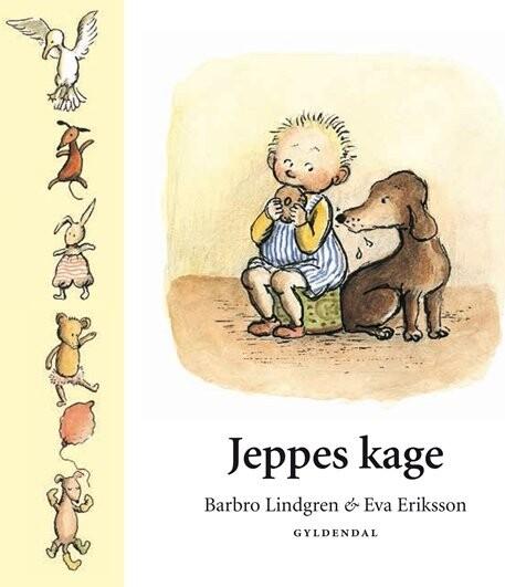 Jeppes Kage - Barbro Lindgren - Bog