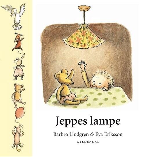 Jeppes Lampe - Barbro Lindgren - Bog