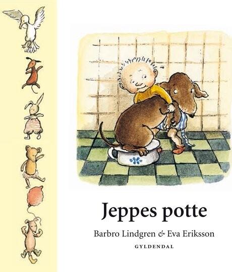 Jeppes Potte - Barbro Lindgren - Bog