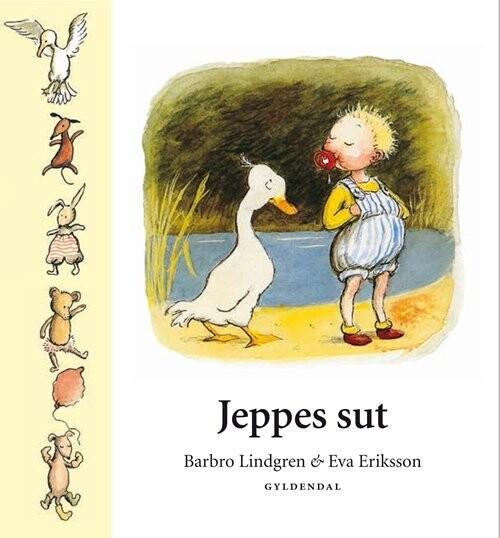 Jeppes Sut - Barbro Lindgren - Bog
