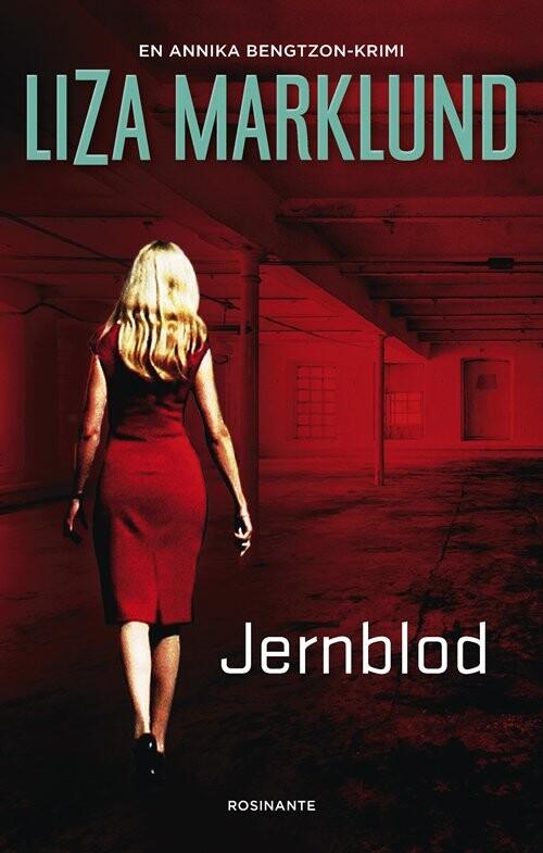 Image of   Jernblod - Liza Marklund - Cd Lydbog