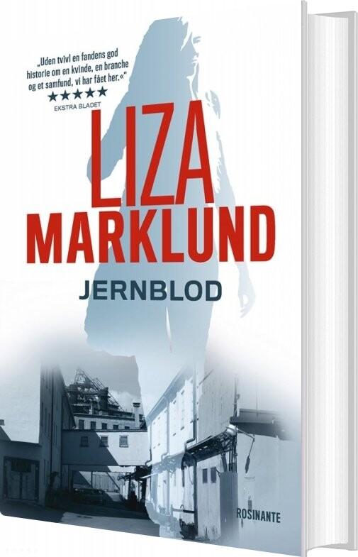 Jernblod - Liza Marklund - Bog