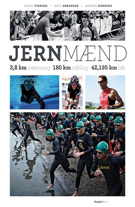 Billede af Jernmænd - Rolf Sørensen - Bog
