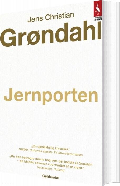 Jernporten - Jens Christian Grøndahl - Bog
