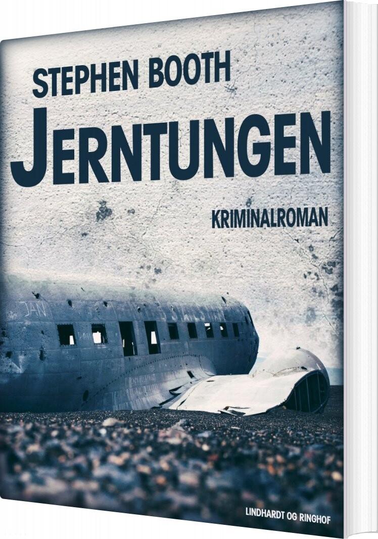 Image of   Jerntungen - Stephen Booth - Bog