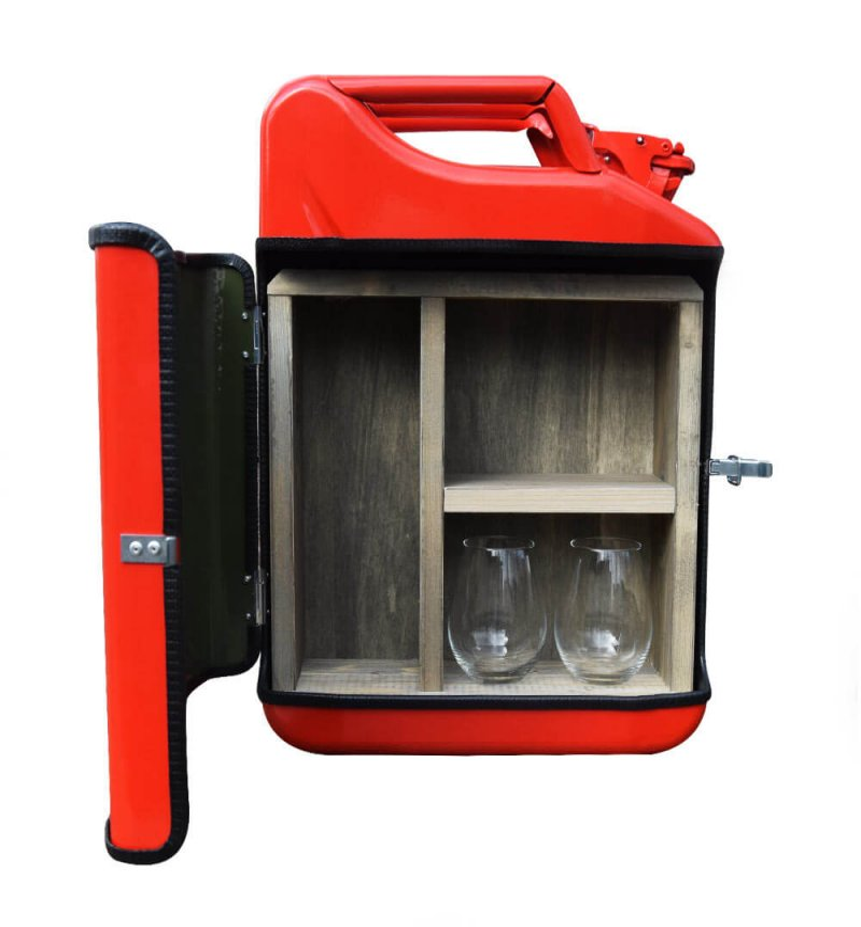 Image of   Jerrycan Gin Bar - Transportabel Minibar - 20l