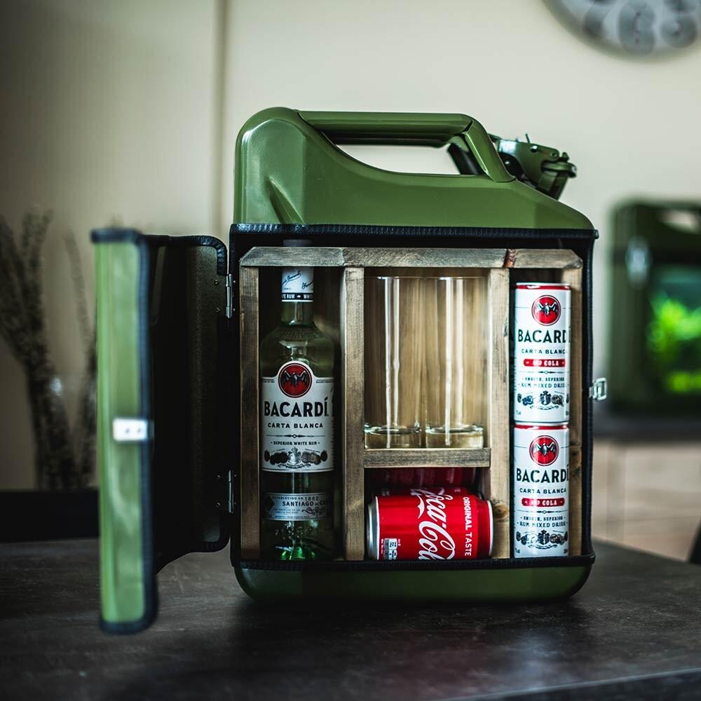 Image of   Jerrycan Drink Bar - Transportabel Minibar