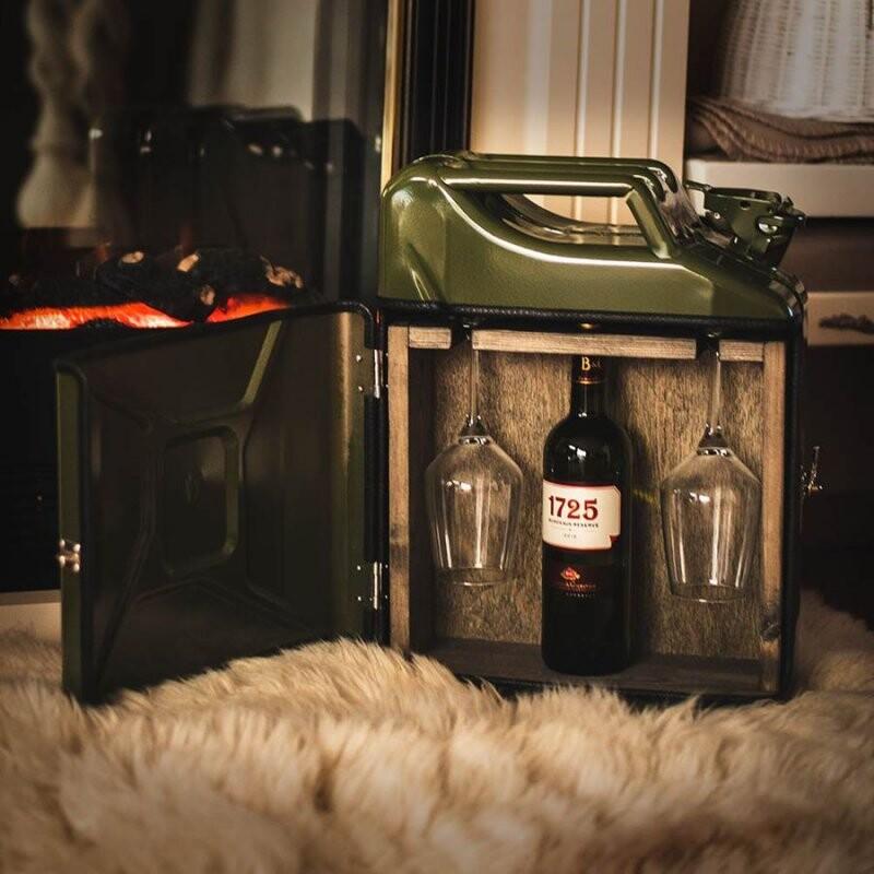 Image of   Jerrycan Vin Bar - Transportabel Minibar - 20l