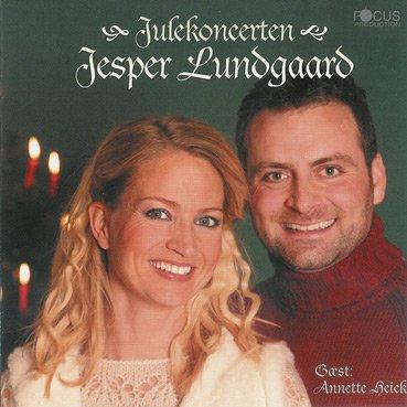 Image of   Annette Heick - Julekoncerten - CD