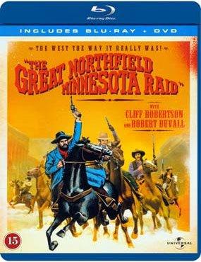 The Great Northfield Minnesota Raid (blu-ray + Dvd) - Blu-Ray
