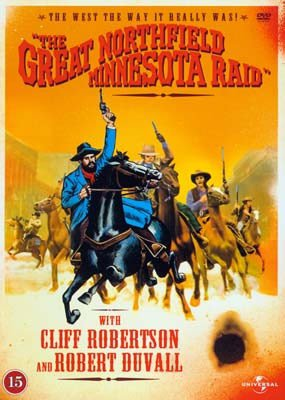 The Great Northfield Minnesota Raid - DVD - Film