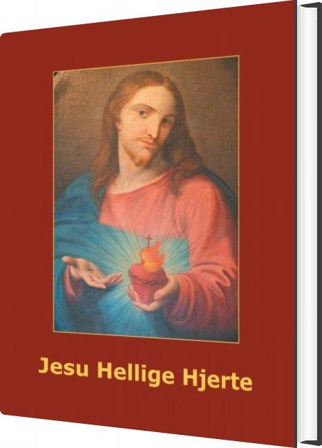 Image of   Jesu Hellige Hjerte - Else Marie Post - Bog